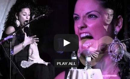 Concierto de Rocío Segura en la XVI Muestra Flamenca