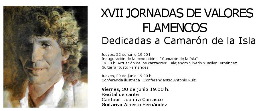 XVII JORNADAS DE VALORES FLAMENCOS